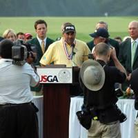 Der tiefe Fall eines Golf-Stars