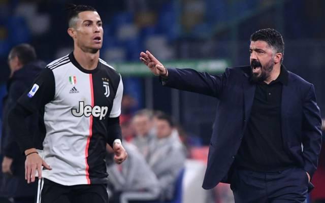 Gennaro Gattuso fährt gegen Cristiano Ronaldo und Juve einen wichtigen Sieg ein