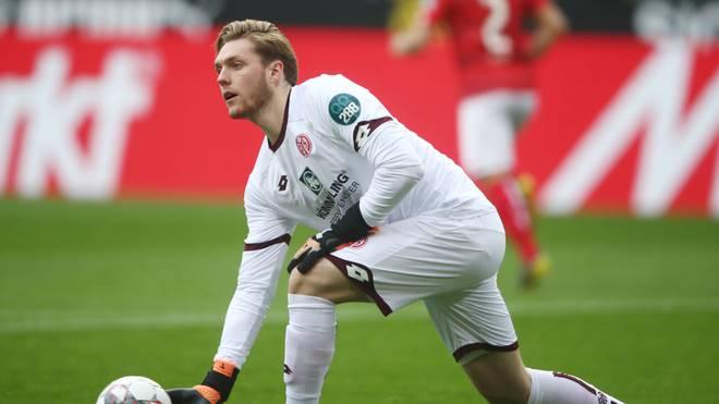 Droht am 4. Spieltag auszufallen: Florian Müller