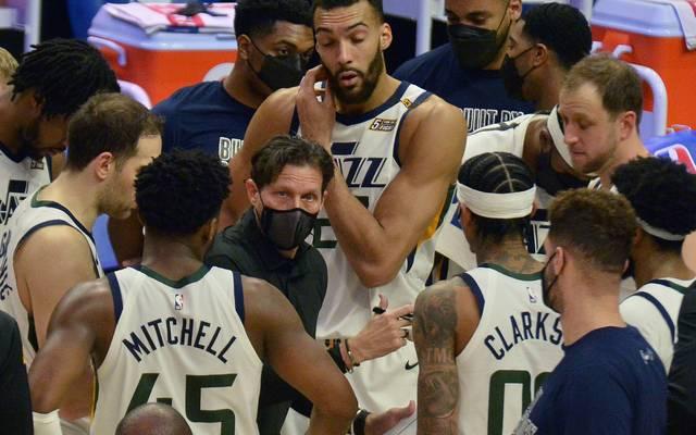 Die Utah Jazz sind das NBA-Team mit der besten Bilanz