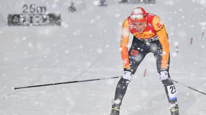 Eric Frenzel holte bei Olympia schon dreimal Gold
