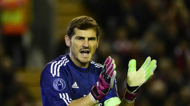 Iker Casillas kehrt zu Real Madrid zurück