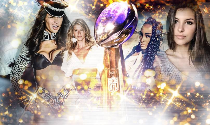 Im Super Bowl LI treffen die New England Patriots und die Atlanta Falcons aufeinander. Auf der Tribüne werden dann auch die besseren Hälften der Stars kräftig mitfiebern.  SPORT1 stellt die heißen Spielerfrauen der Super-Bowl-Helden vor