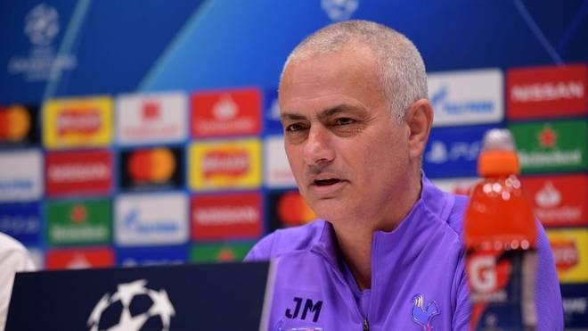 Tottenham-Coach Jose Mourinho lobt Julian Nagelsmann