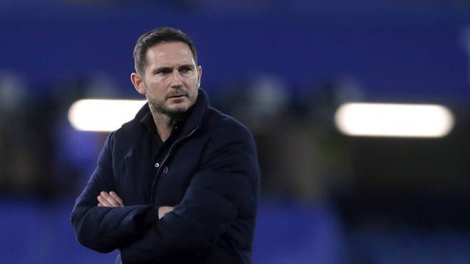 Frank Lampard musst bei Chelsea als Trainer gehen