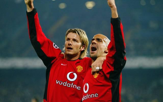 Juan Sebastian Véron ließ sein Genie bei Manchester United selten aufblitzen