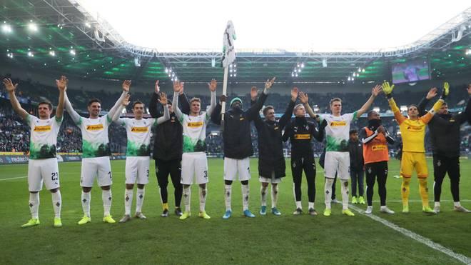 Borussia Mönchengladbach gewinnt auch gegen Werder Bremen
