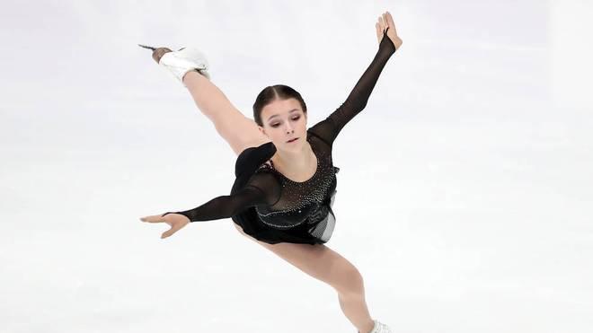 Anna Scherbakowa ist neue Weltmeisterin