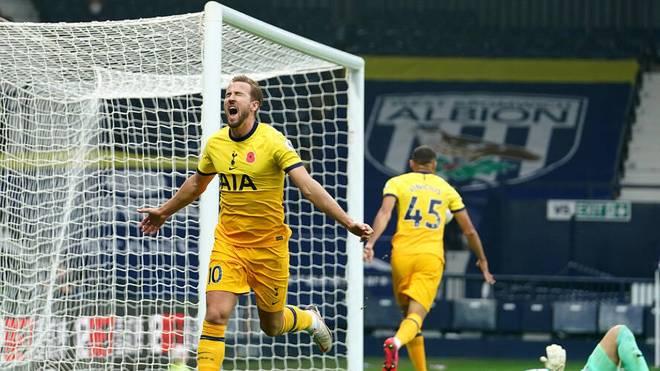 Harry Kane schießt Tottenham zum Sieg