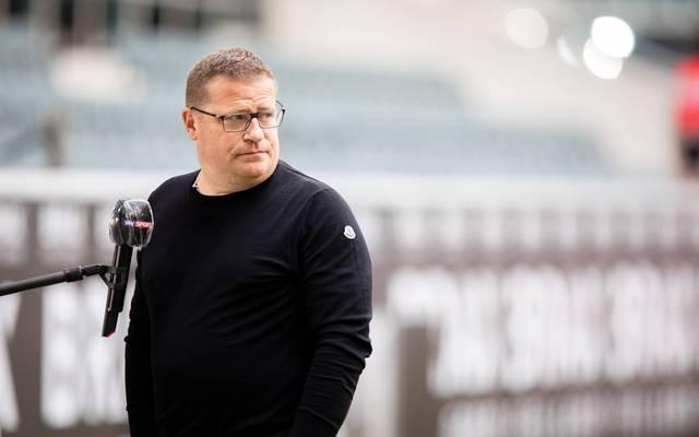 Max Eberl spricht über die Transfers für die neue Saison