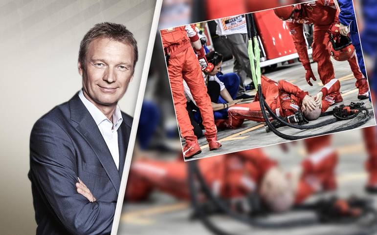 Beim zweiten Saisonrennen der Formel 1 geht Sebastian Vettel erfolgreich volles Risiko - und setzt Mercedes weiter unter Druck. Ein Unfall sorgt für Entsetzen. Peter Kohl blickt in seiner SPORT1-Kolumne auf Gewinner und Verlierer des Grand Prix von Bahrain
