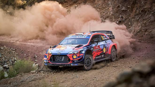 Herber Dämpfer für Rallye-Weltmeister Tänak