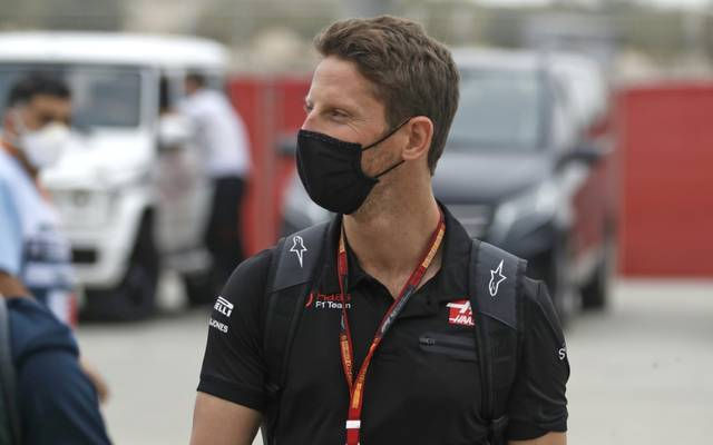Romain Grosjean musste erneut operiert werden