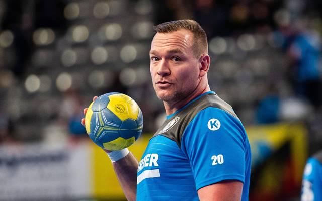 Christian Zeitz hatte im Februar überraschend beim TBV Stuttgart sein HBL-Comeback gegeben