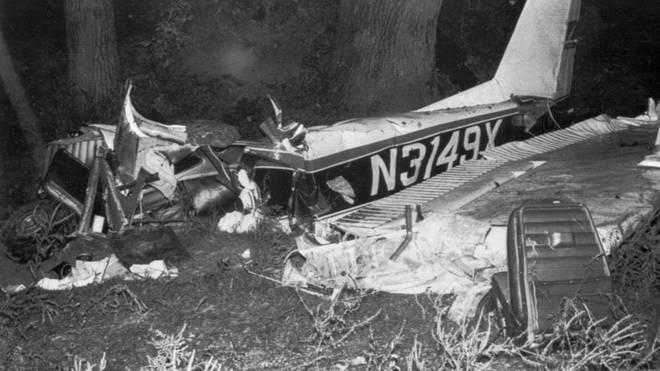 Rocky Marciano starb am 31. August 1969 beim Absturz eines Cessna-Flugzeugs