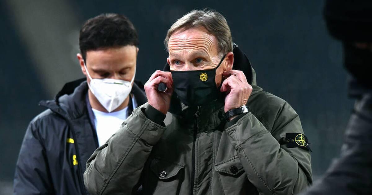 BVB: Watzke will geimpfte Menschen aus Medizin ins Stadion einladen - SPORT1
