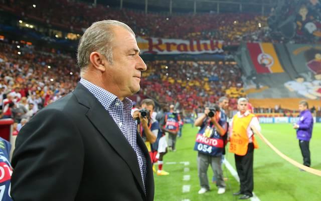 Fatih Terim war bereits drei Mal Trainer von Galatasaray Istanbul