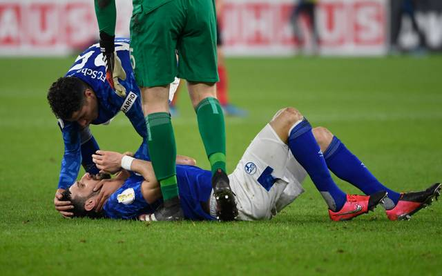 Daniel Caligiuri fehlt den Schalkern gegen Paderborn