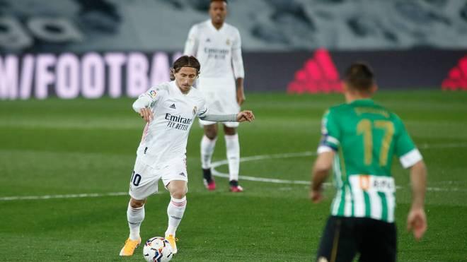 Real Madrid lässt erneut Punkte liegen