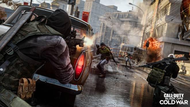 """Ab dem 13. November ist der neuste Ableger der Call of Duty Reihe """"Cold War"""" spielbar"""