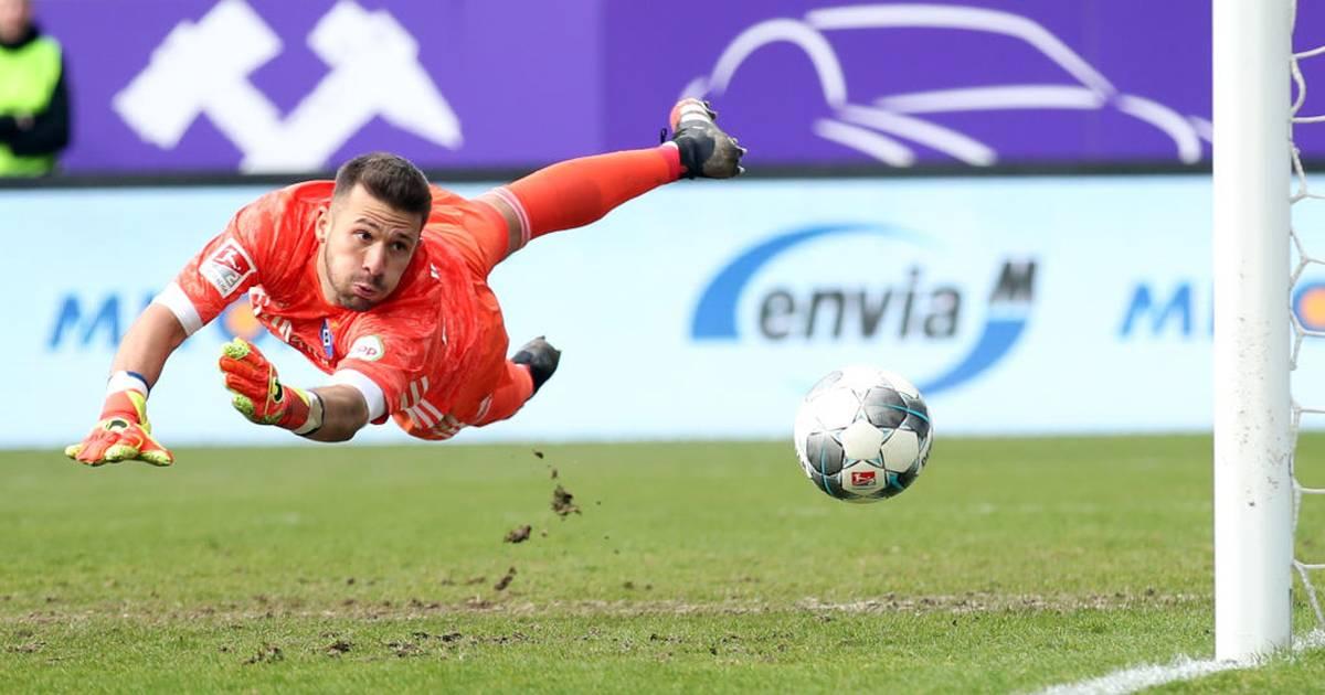 2. Bundesliga: Hamburger SV unterliegt Aue - auch VfB Stuttgart verliert
