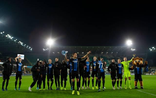 Club Brügge ist zum 16. Mal belgischer Meister