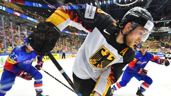 Für die deutsche Eishockey-Nationalmannschaft fällt die WM im Mai ins Wasser