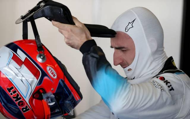 Robert Kubica hat einen neuen Job