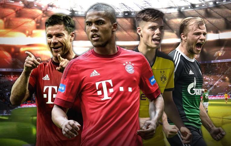 Drei Spieltage sind gespielt in der Bundesliga. Schon zeichnen sich erste Tendenzen datentechnischer Natur ab. Dass Douglas Costa vom FC Bayern München der beste Vorlagengeber ist, wissen die meisten. Aber wer ist bislang der laufstärkste Spieler? SPORT1 zeigt die Anführer der Rankings