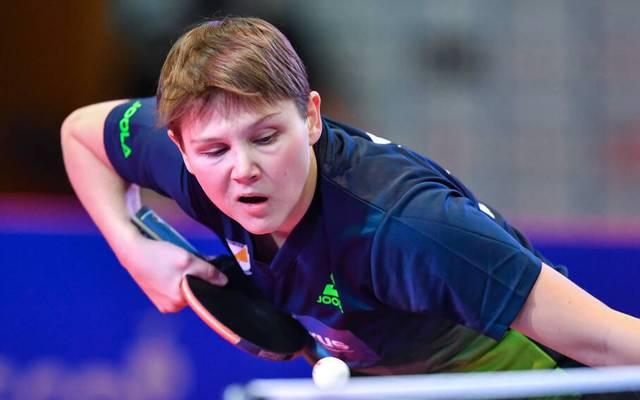 Nina Mittelham steht mit Berlin im Finale der Champions League