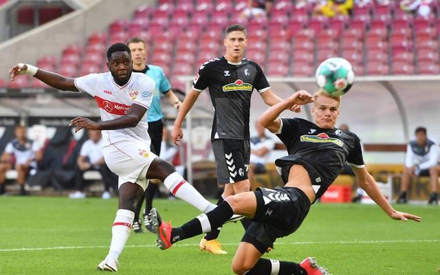 Der VfB Stuttgart verpasst zum Saisonstart einen Punkt