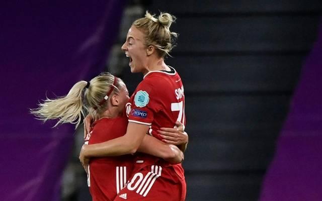 Die Bayern gewannen im letzten Spiel des Jahres 8:0