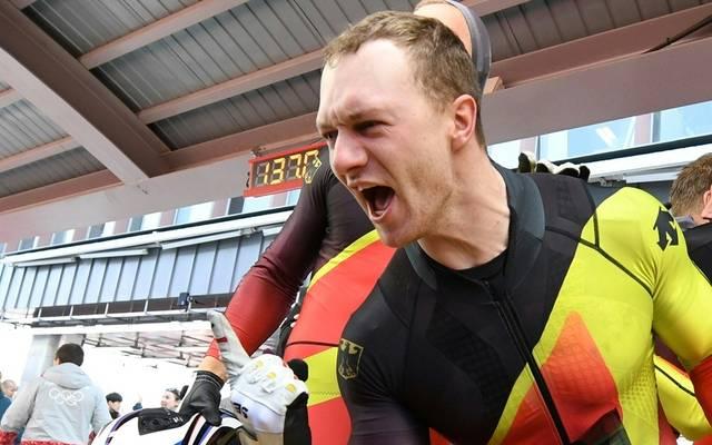Francesco Friedrich triumphiert in St. Moritz