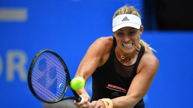 Angelique Kerber steht in Peking in Runde zwei