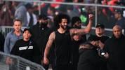Colin Kaepernick sagte das NFL-Workout kurzfristig ab und absolvierte stattdessen eine eigene Einheit