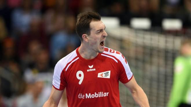 Marvin Lier wechselt zur SG Flensburg-Handewitt