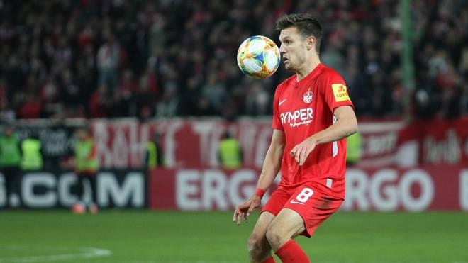 Der 1. FC Kaiserslautern muss unter anderem auf Gino Fechner verzichten