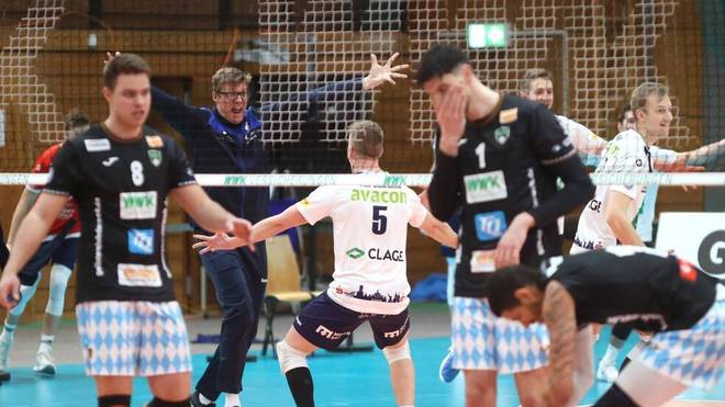Lüneburg freut sich über den Halbfinaleinzug, Herrsching ist enttäuscht