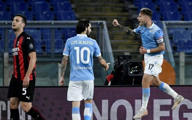 Immobile trifft - Lazio Rom schlägt Mailand