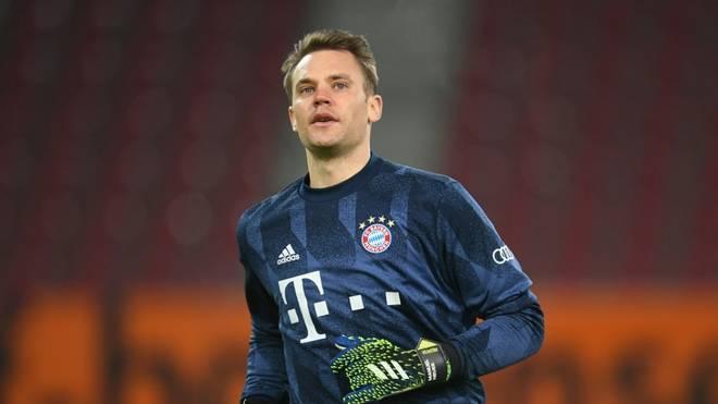 Neuer stellt gegen den Schalke 04 einen Rekord auf