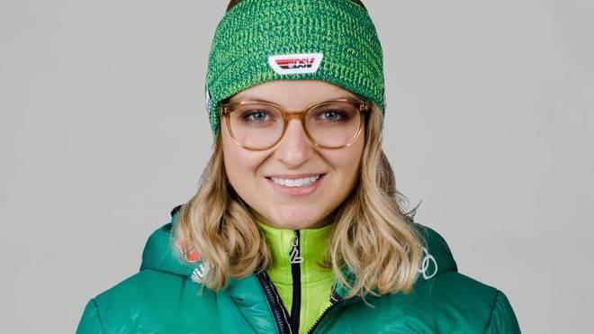 Gianina Ernst muss ihre Karriere früh beenden
