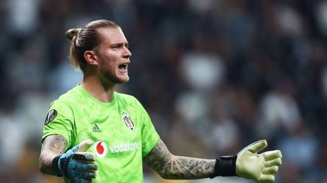 Loris Karius spielte zuletzt für Besiktas Istanbul