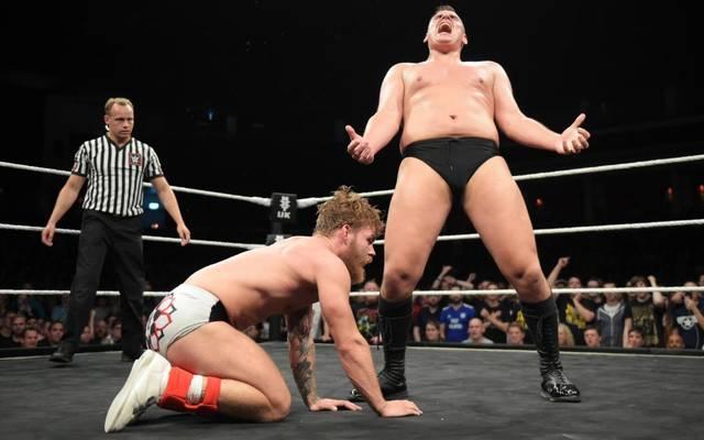 WALTER ist für SPORT1 der aktuell beste Wrestler bei WWE