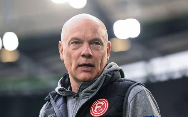 Uwe Rösler braucht Punkte im Derby gegen Köln