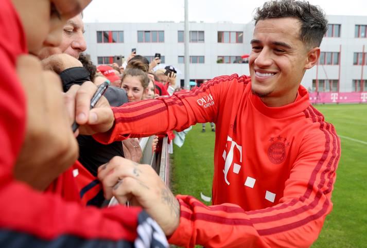 Mit Philippe Coutinho und Ivan Perisic hat sich der FC Bayern zuletzt zwei Stars geschnappt - allerdings zunächst nur auf Leihbasis. Dank einseitiger Option hat der Rekordmeister ein Jahr lang Zeit zu prüfen, ob man die jeweils geforderte Ablösesumme am Ende der Saison auf den Tisch legt