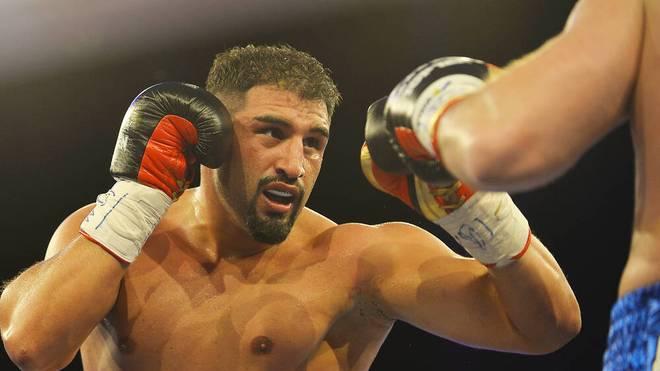 Agit Kabayel bekommt wohl einen WM-Fight gegen Tyson Fury