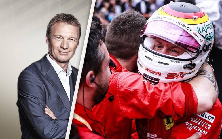 Nach einem desaströsen Ferrari-Qualifying gelingt Sebastian Vettel in Hockenheim eine sagenhafte Aufholjagd. Andere Top-Fahrer fliegen dagegen reihenweise ab. SPORT1-Kolumnist Peter Kohl nennt seine Tops und Flops