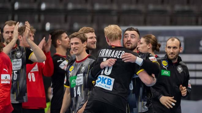 Deutschlands Gruppe für die Handball-EM 2022 steht fest