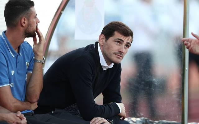 Iker Casillas erlitt im Mai 2019 einen Herzinfarkt