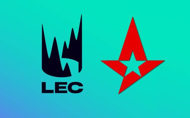Die LEC bestraft Astralis wegen ausbleibender Gehaltszahlungen